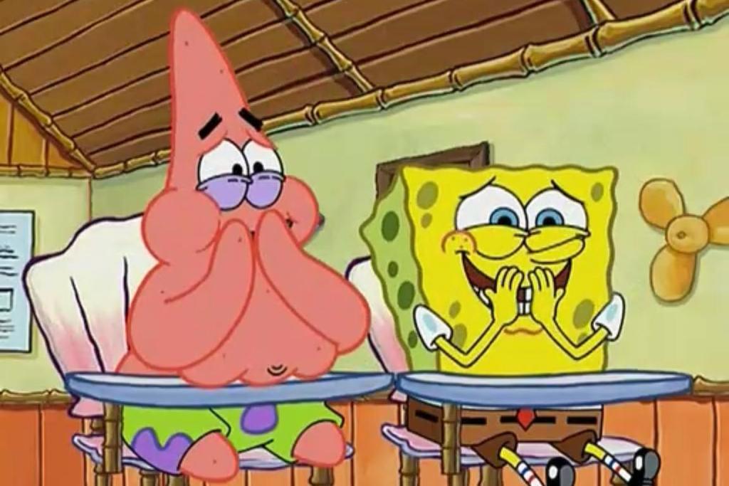 12 Segmen Terbaik SpongeBob SquarePants Versi Emmy