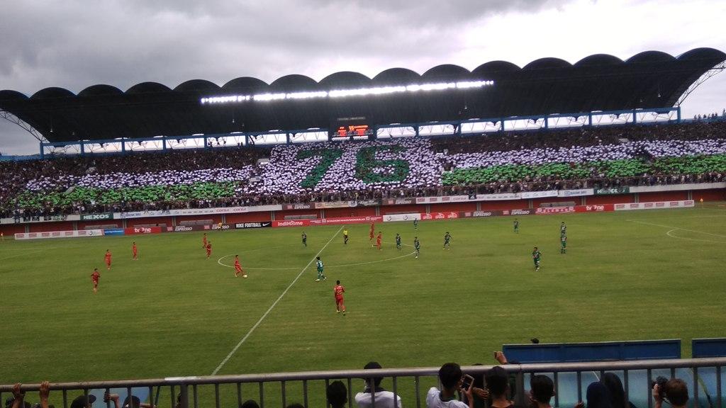 PSS Sleman Promosi ke Liga 1