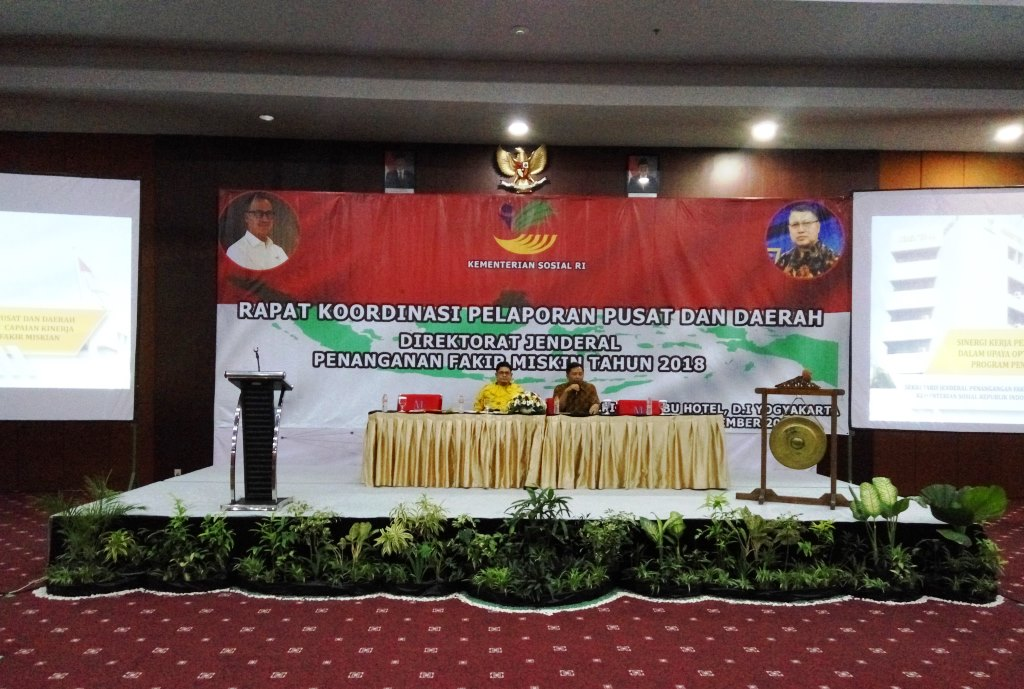 Upaya Ditjen PFM Kemensos Mengubah Budaya Pelaporan Kinerja