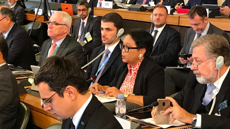 Menlu Retno Sebut Ulama Penjaga Stabilitas Afghanistan