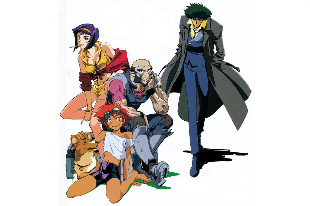 Anime Cowboy Bebop akan Diadaptasi ke Versi Live-Action
