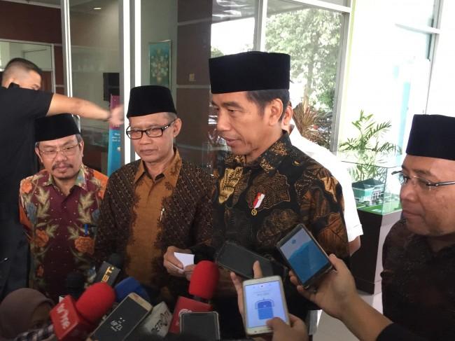 Jokowi Minta DPR Tak Banyak Buat Undang-Undang