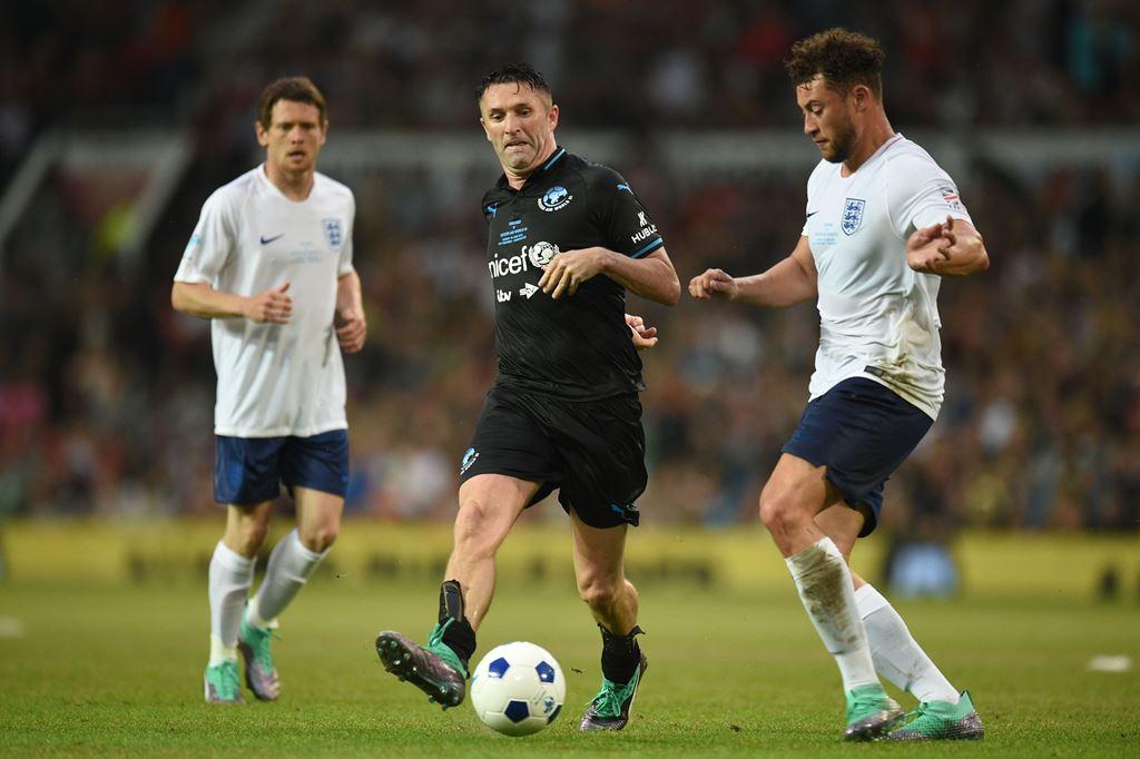 Robbie Keane Resmi Pensiun
