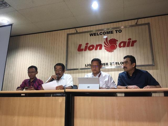Lion Air Tunggu Hasil Akhir Investigasi KNKT