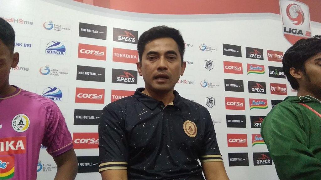 Targetkan Juara Liga 2, PSS Bakal Turunkan Skuat Terbaik