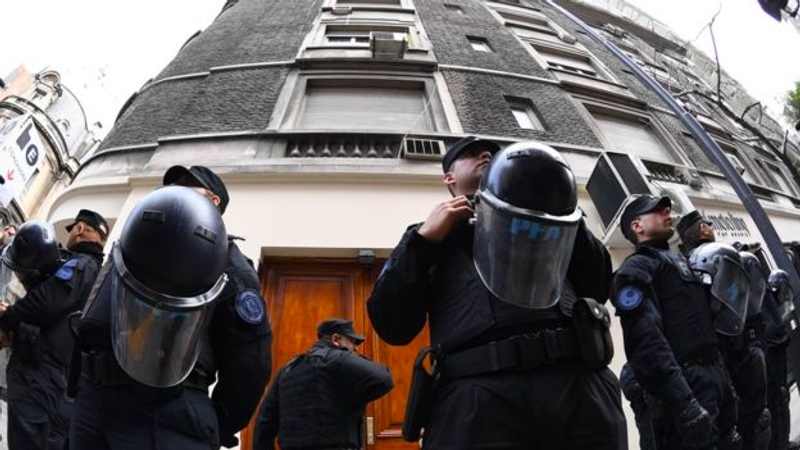 Jelang KTT G20, Argentina Lakukan Operasi Keamanan