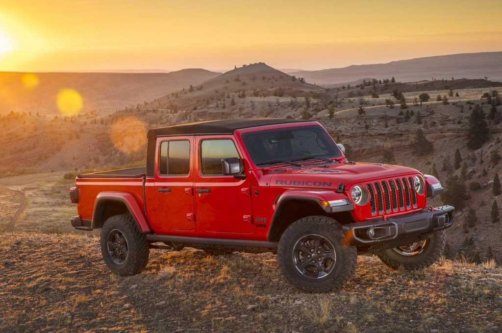 Jeep Gladiator Bakal Recoki Segmen Mid Size Premium