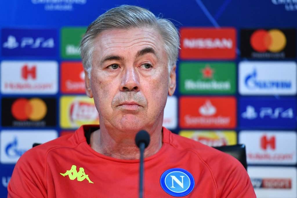 Ancelotti: Napoli Bisa Kalahkan Siapapun