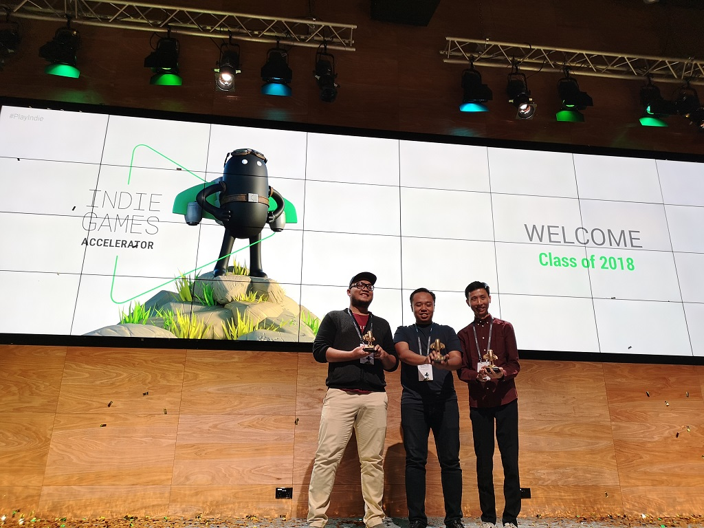 Ini Game Indonesia yang Ikut Indie Games Accelerator 2018