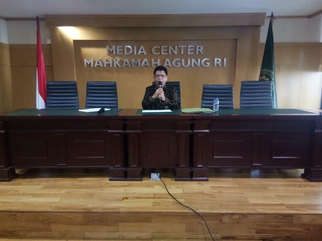 MA Pertanyakan Pengawasan Ketua PN Jaksel