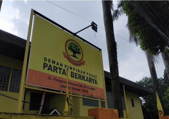 Partai Berkarya Optimistis Rebut 80 Kursi DPR