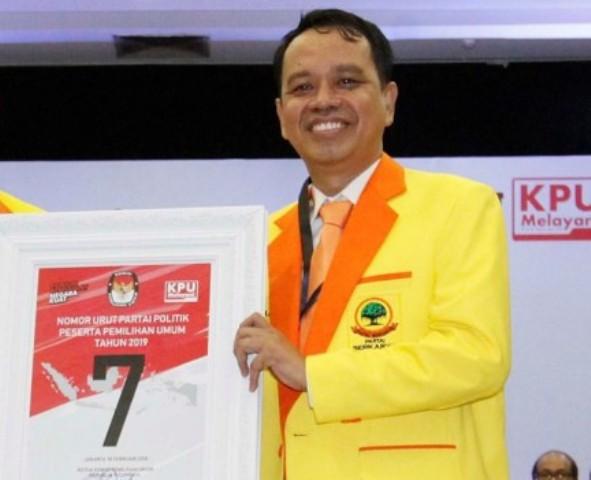 Berkarya Tak Berharap Banyak <i>Coattail Efek</i> Prabowo