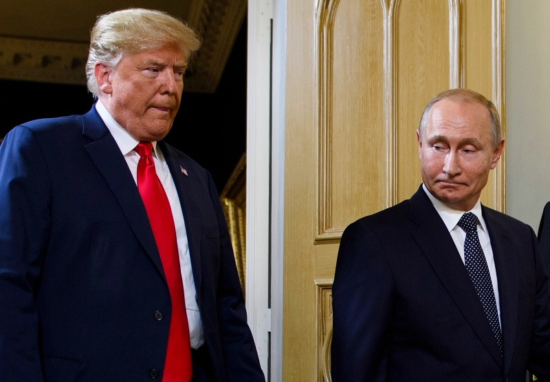 Rusia Pastikan Putin Akan Tetap Bertemu Trump di G20
