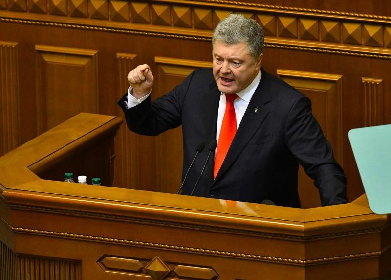 Presiden Ukraina Desak NATO Kirim Kapal ke Krimea