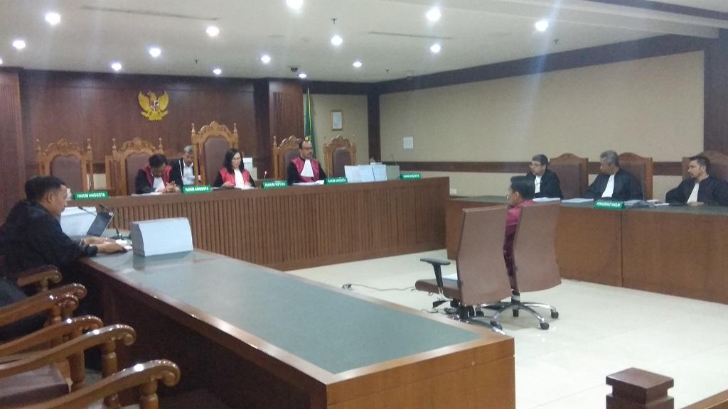 Ahmadi Bantah Menyuap Gubernur Aceh