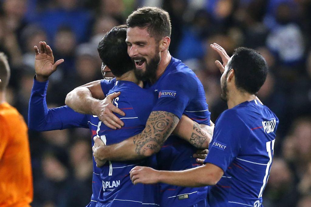 Chelsea Pesta Gol ke Gawang PAOK