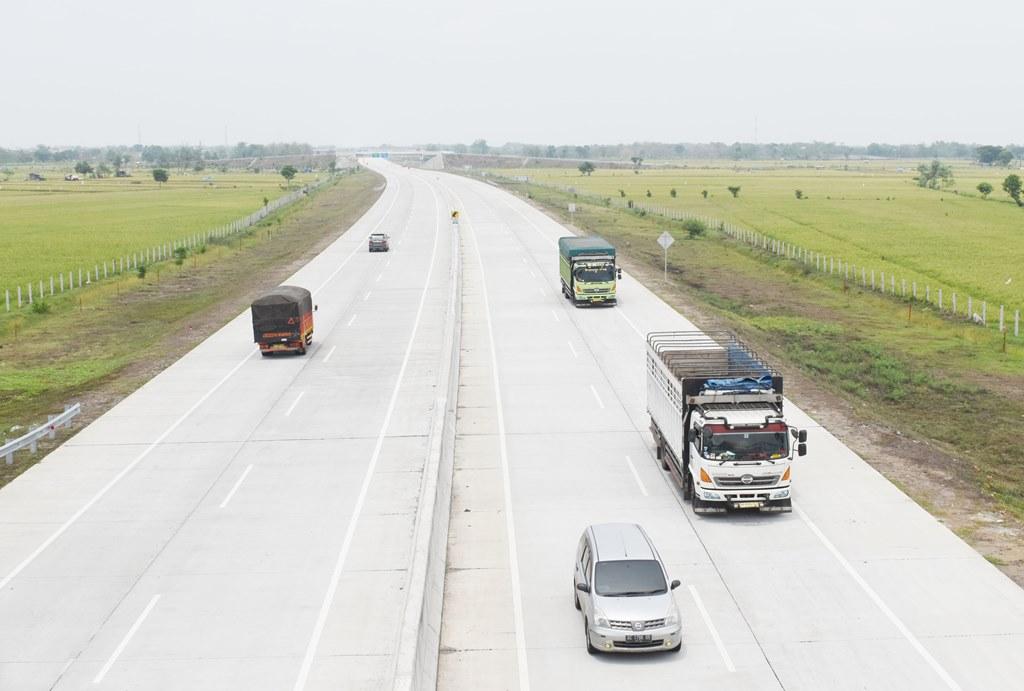Tol Trans-Jawa Disebut Revolusi Bertransportasi