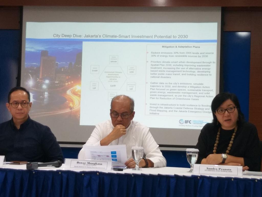 Investasi Hijau di Jakarta Diproyeksi Mencapai USD30 Miliar