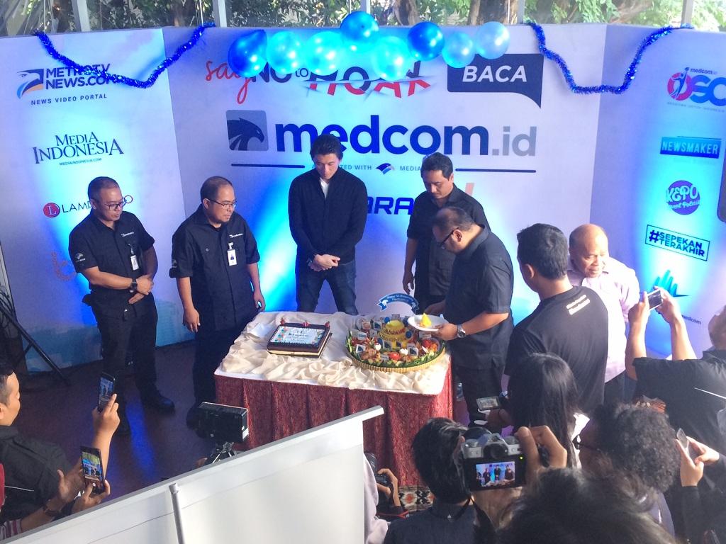 Mau Besar, <i>Medcom.id</i> Harus Jadi <i>Super Team</i>