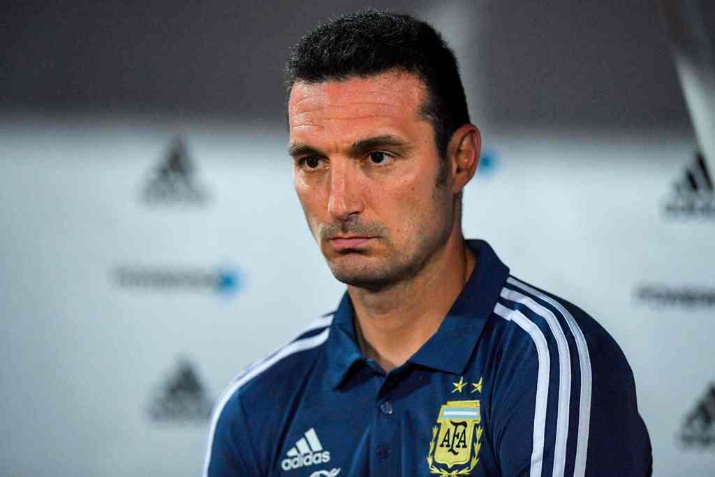 Argentina Segera Permanenkan Scaloni