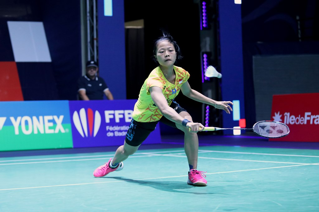 Tunggal Putri Indonesia Habis di Perempat Final