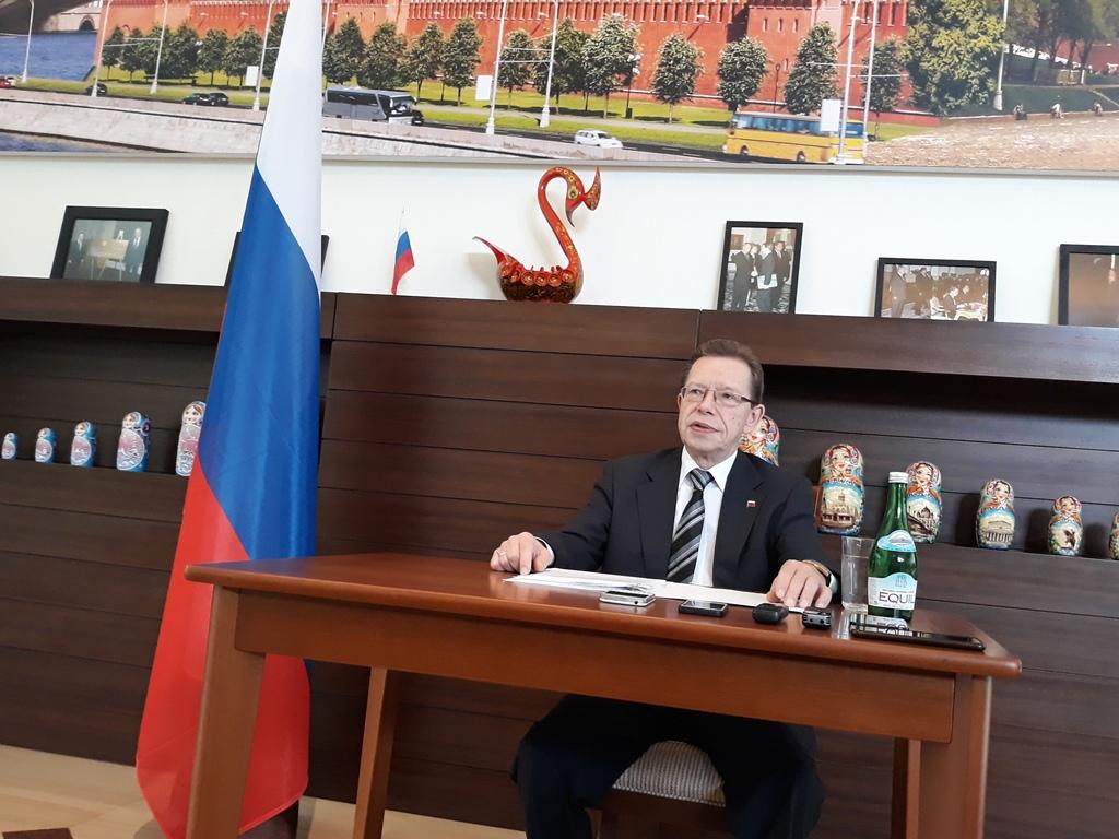 Rusia Terus Pantau Perkembangan Indo-Pasifik di ASEAN