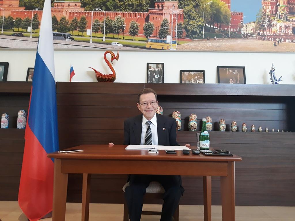 Rusia: Penyelesaian Sengketa LCS Tanpa Pihak Ketiga