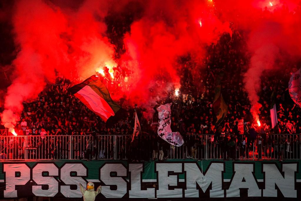 Suporter PSS Sleman Siap Padati Stadion Pakansari