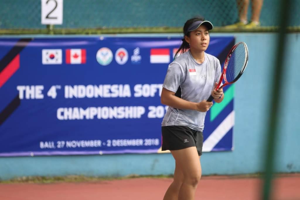 Soft Tenis: Angelica Terobos Dominasi Korsel