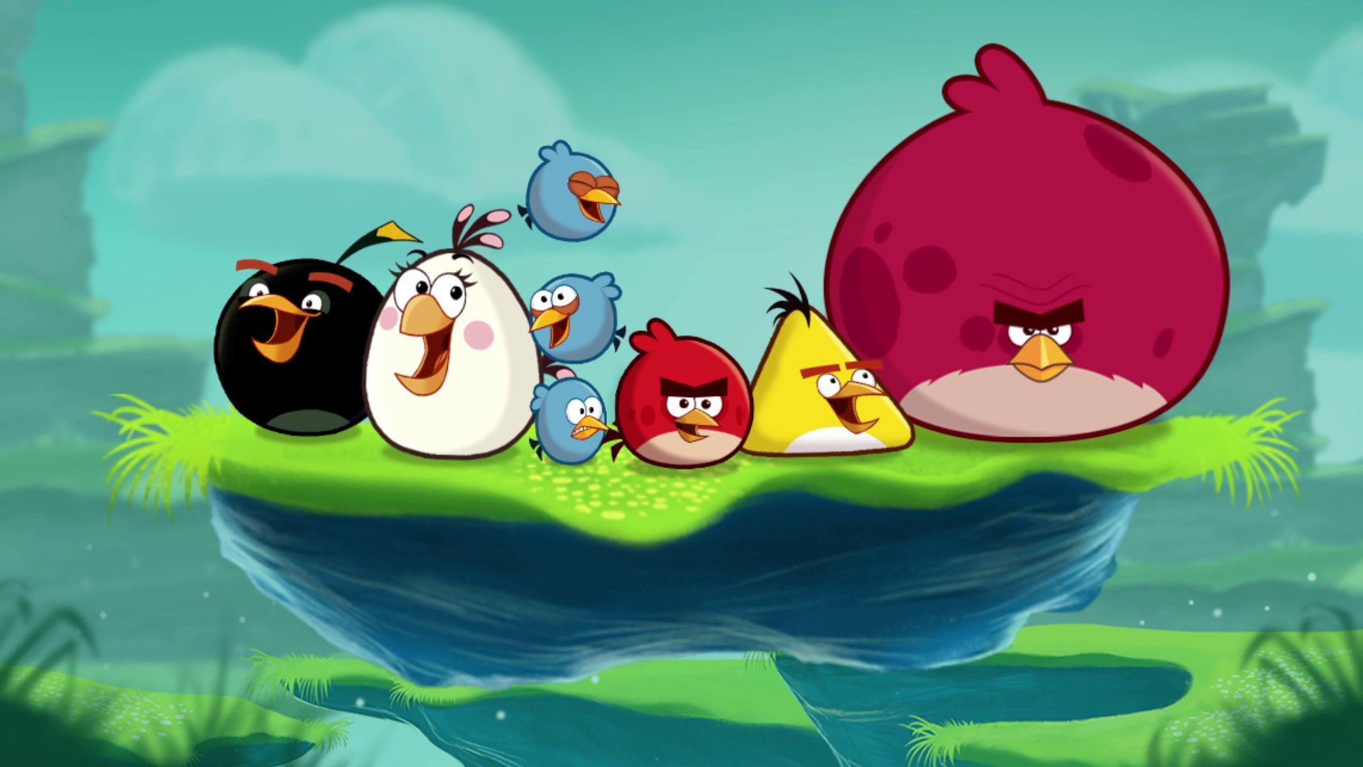 Akusisi Studio Game Pengembang Angry Birds Ingin Ciptakan Game Baru