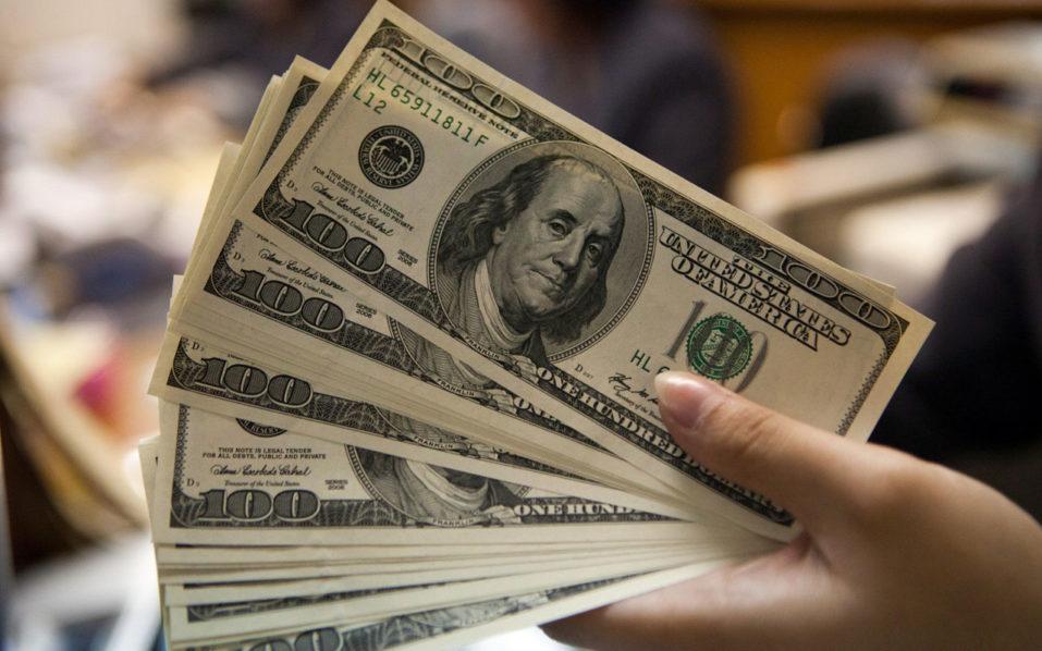 Dolar AS Hempaskan Poundsterling dan Euro