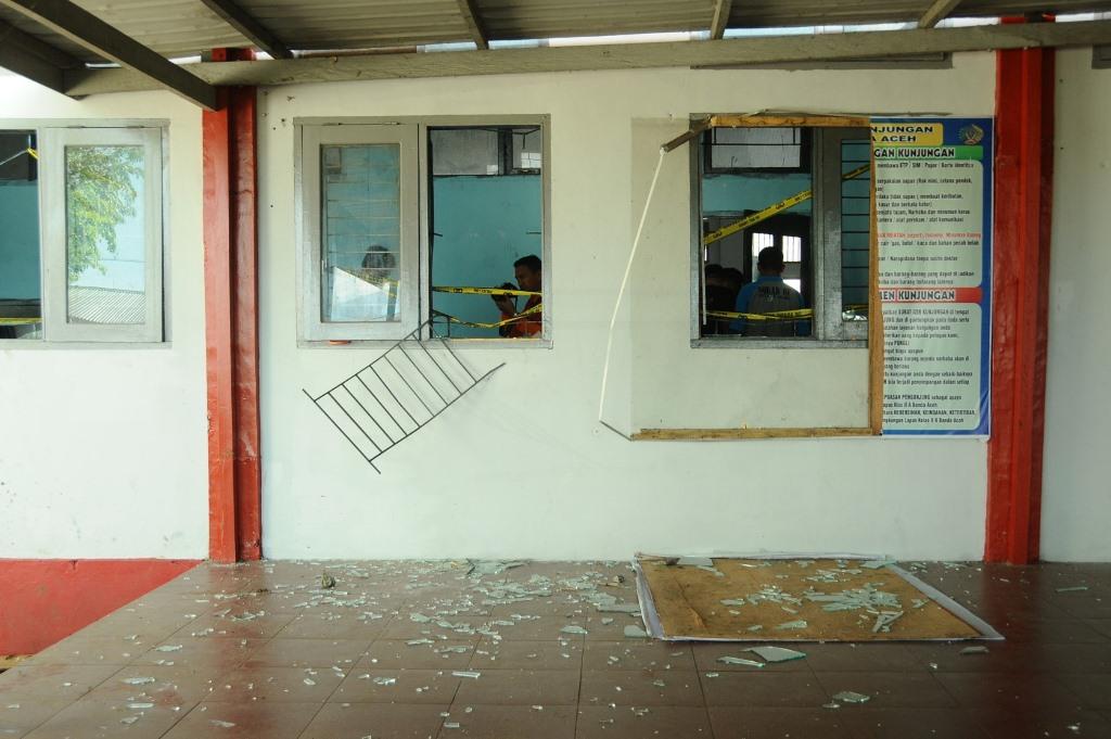 Sipir Luput Menghitung Potensi Kerawanan di Lapas Aceh