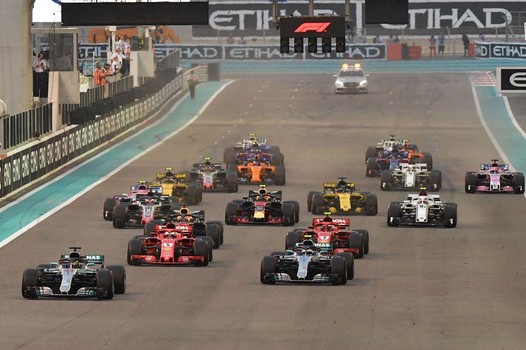 Daftar Pembalap Formula 1 2019