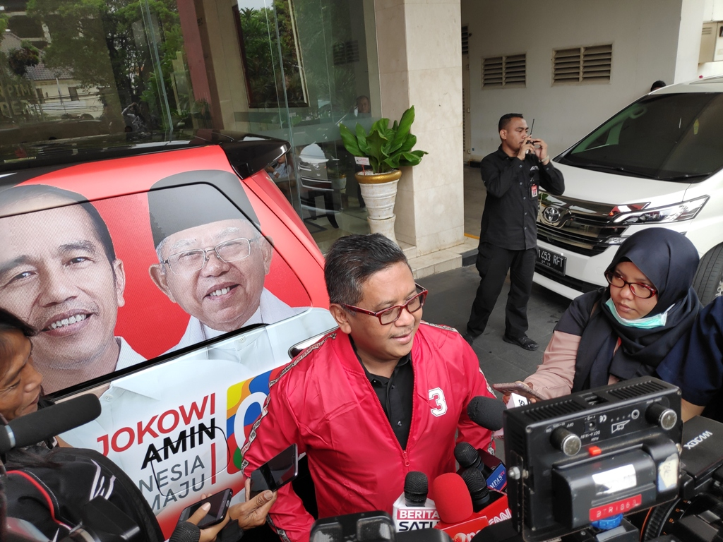 Hasto: Prabowo Tak Punya Komitmen Berantas Korupsi
