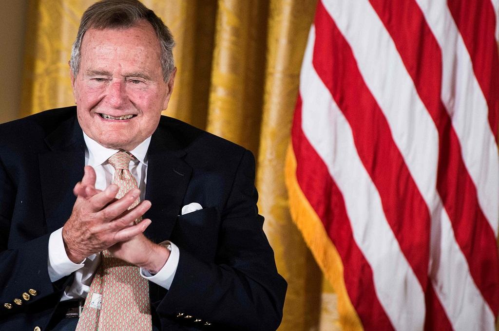 Mantan Presiden AS George HW Bush Meninggal Dunia