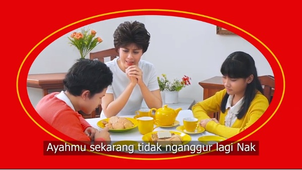 Iklan Khong Guan Jokowi Menang Piala Citra Pariwara