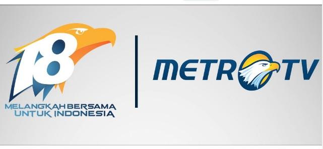 Metro TV Masuk Nominasi di Asian TV Awards 2018