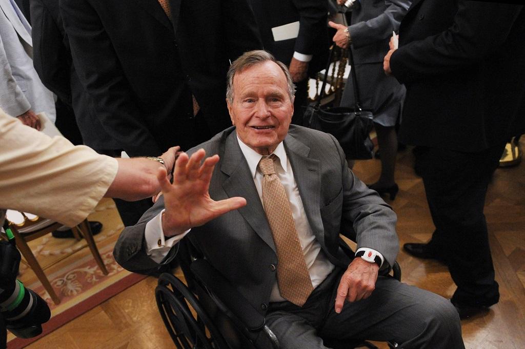 Prosesi Penghormatan Bush Senior Digelar Pekan Depan