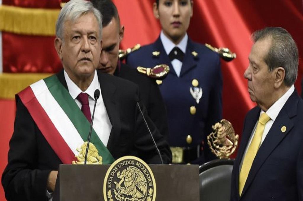 Lopez Obrador Resmi Dilantik Jadi Presiden Meksiko