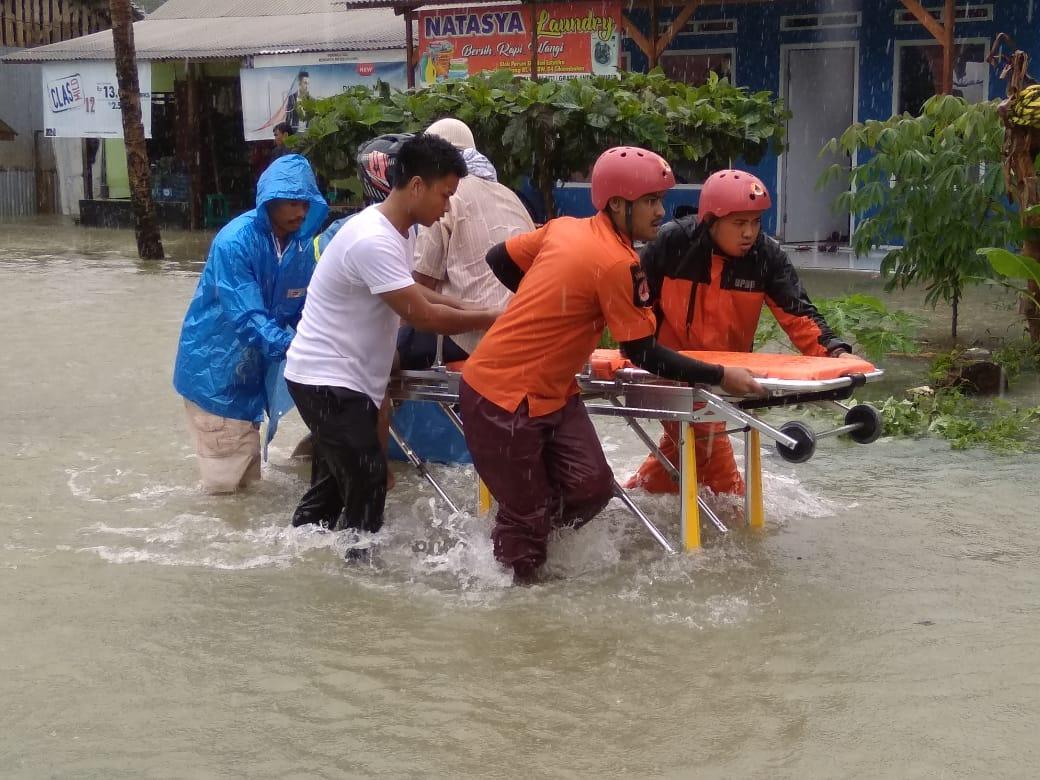 118 Bencana Terjadi di Jabar Sepanjang November 2018