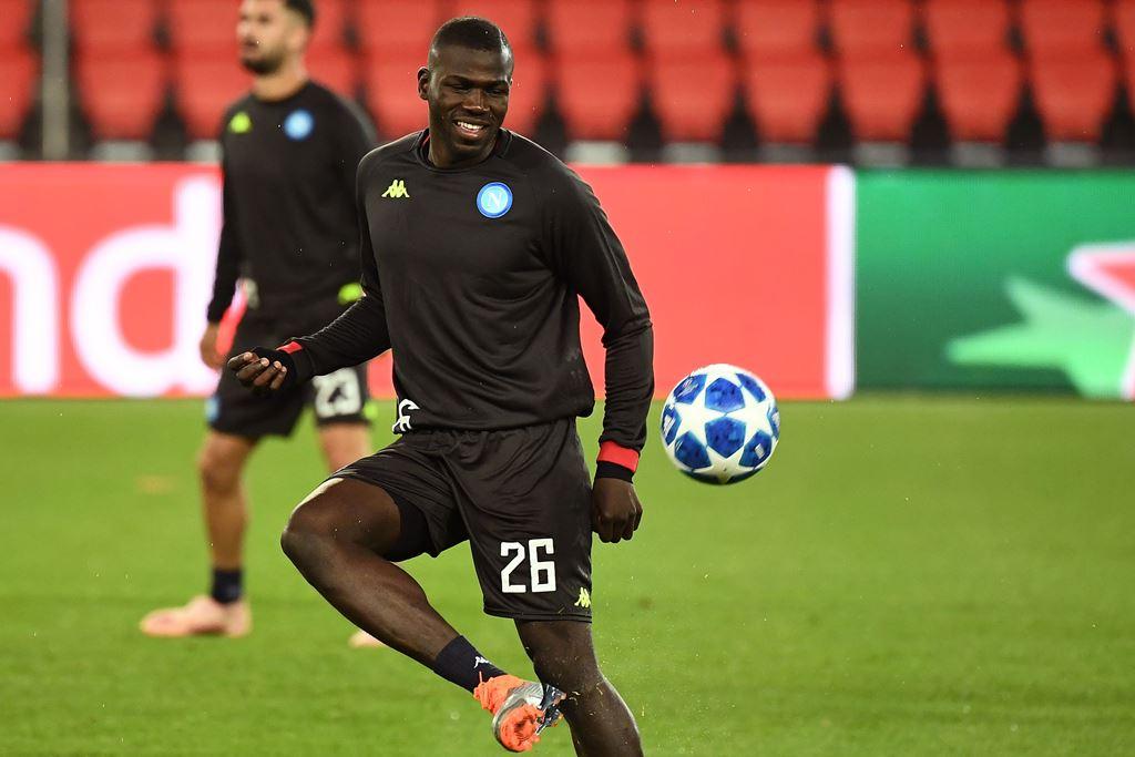 Tawaran United untuk Koulibaly Ditolak Napoli