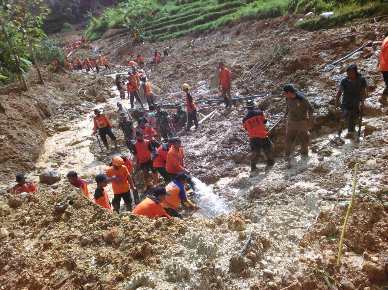 Karanganyar Siagakan 24 Sistem Peringatan Dini Bencana