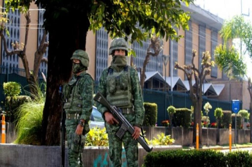Ledakan Granat Guncang Konsulat AS di Meksiko