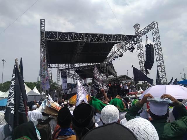 Reuni 212 Dinilai Ditunggangi Kepentingan Kampanye Prabowo-Sandi