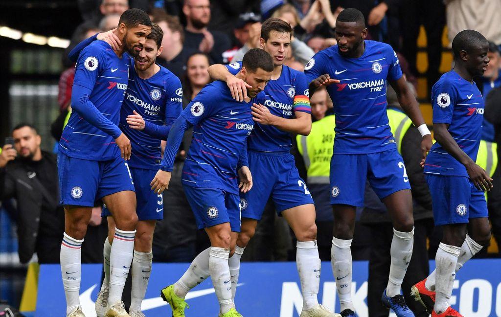 Tundukkan Fulham, Chelsea Lanjutkan Tren Kemenangan