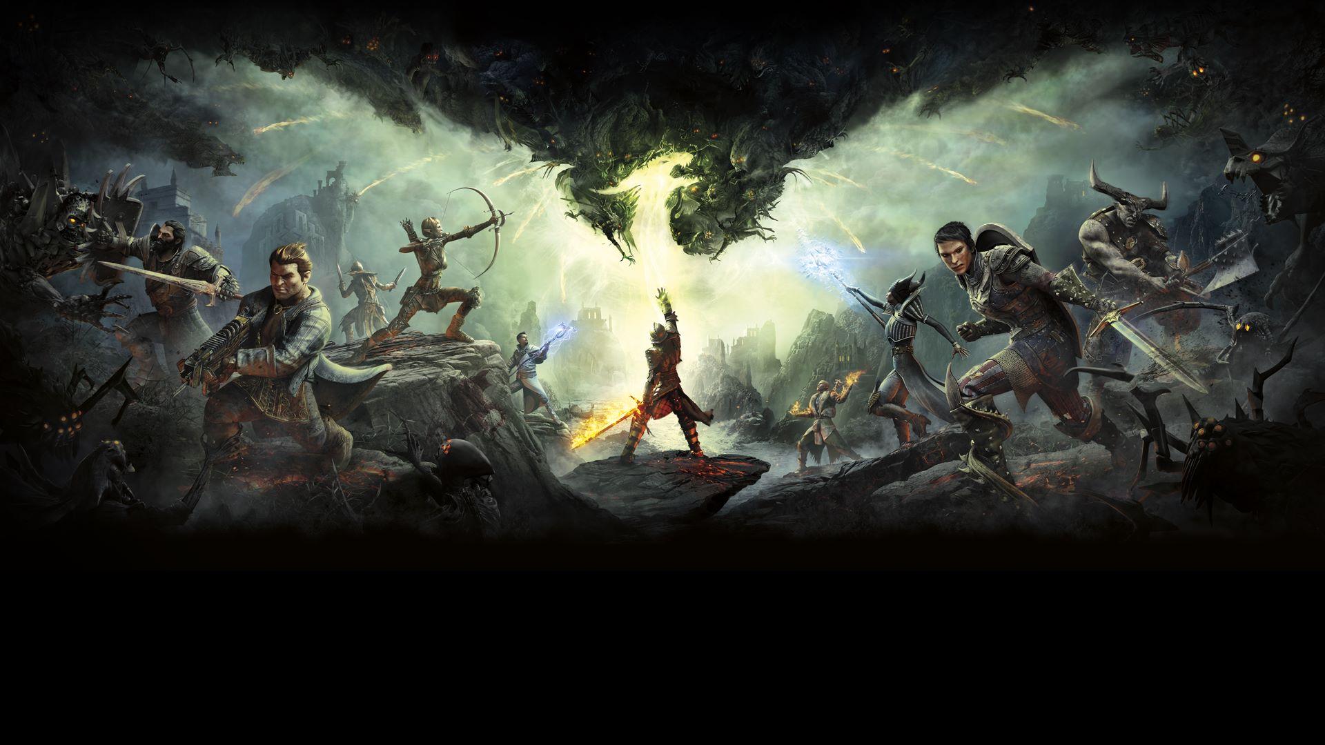 BioWare Beri Tanda Dragon Age dan Mass Effect Terbaru