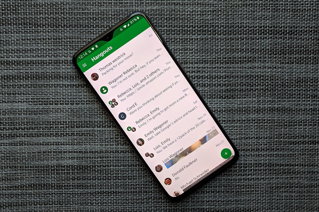 Google Tidak Berencana Hentikan Hangouts