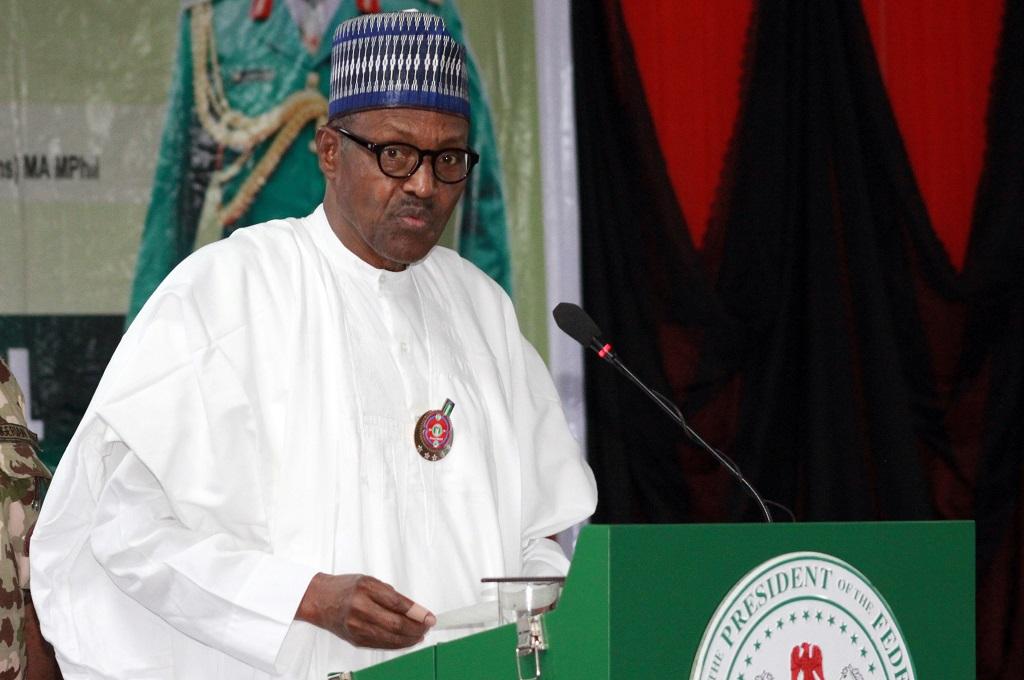 Presiden Nigeria Bantah Rumor Kematian Dirinya