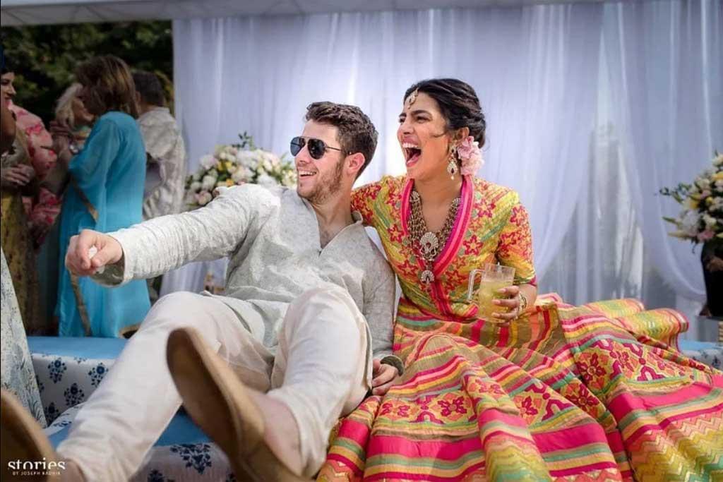 Priyanka Chopra dan Nick Jonas Resmi Menikah