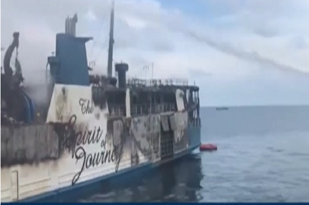 Tiga Korban Hilang Diduga Masih di Dalam Kapal